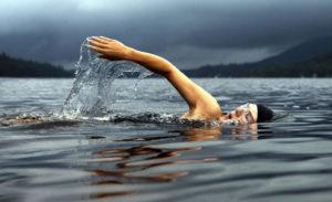 schwimmen hält fit