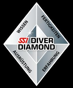 SSI Diver Diamond